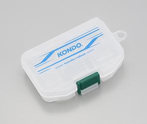KONDOオリジナルビスケース(提供:近藤科学株式会社)