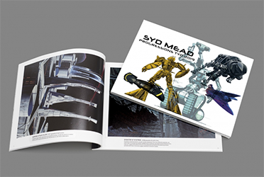 「シド・ミード展 PROGRESSIONS TYO 2019 図録(新版)」
